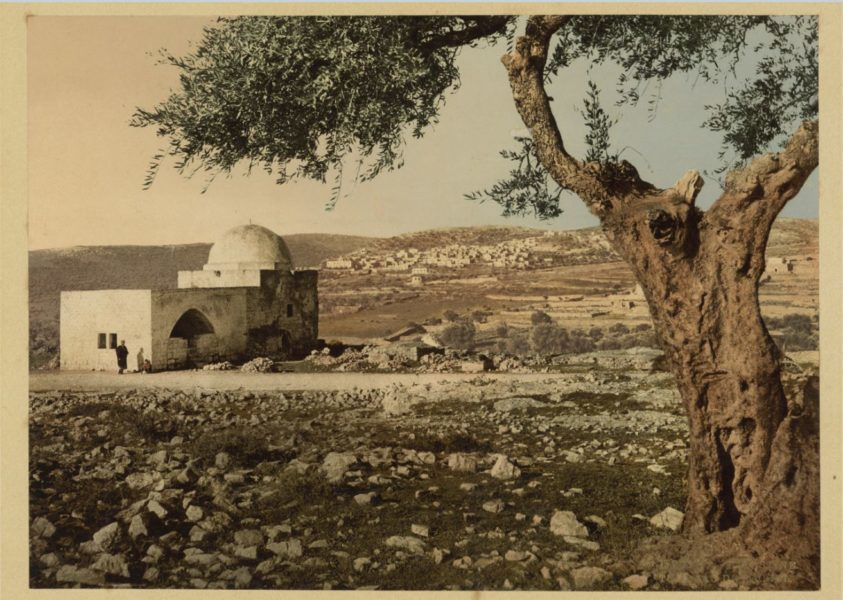 In Color Amazing Photos Of Jews And Muslims The Holy Land From 1900