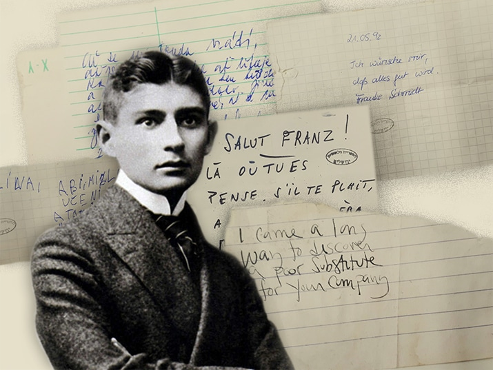 On Pilgrimage To Franz Kafka