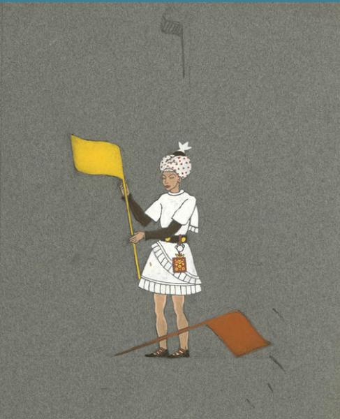 איור מתוך ספר האלף בית הגנוז