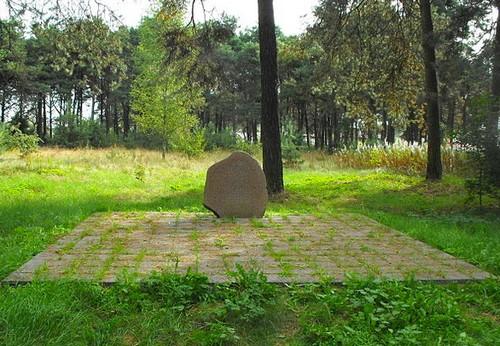אנדרטה ברקוב לזכר קרבנות אוקטובר 1941
