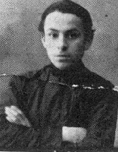אורי פינקל בצעירותו. באדיבות אילת גורדין-לויתן, מתוך אתרה המתעד קהילות יהודיות שחרבו בשואה
