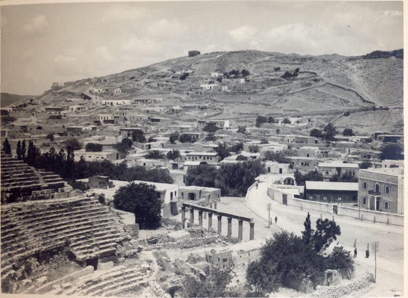 רבת עמון, שנות ה-20