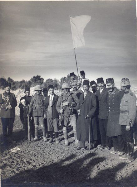 כניעת ירושלים העות'מאנית לבריטים