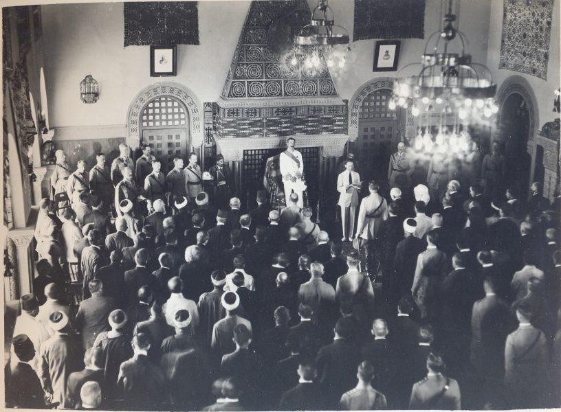הכתרת הרברט סמואל לנציב עליון של ארץ-ישראל, 7 ביולי 1920