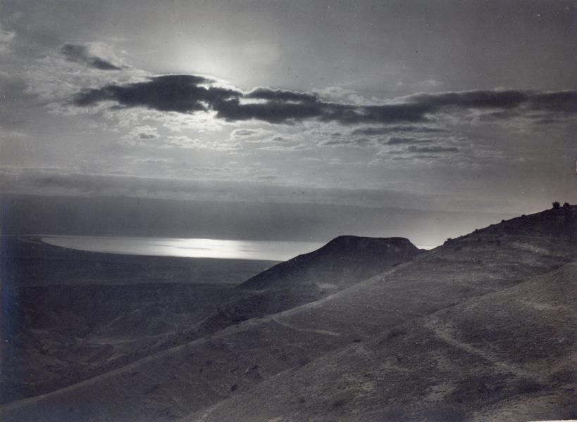 ים המלח, שנות ה-20
