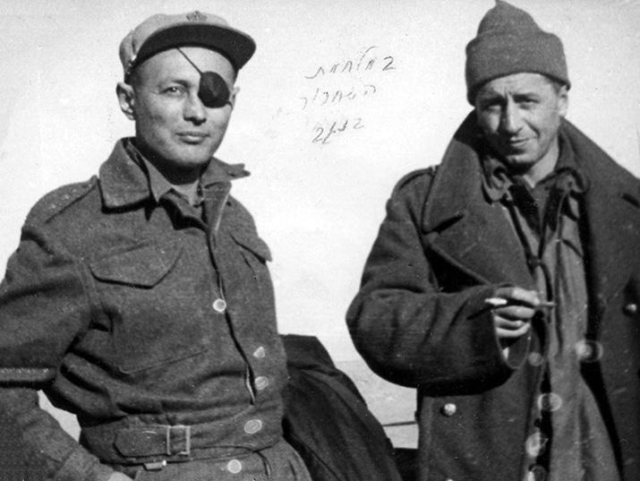 """ליל חניה"""": נתן אלתרמן חוזר אל ימי שירותו במלחמת השחרור"""