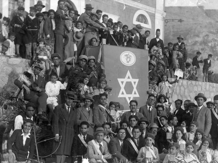 כשיהודי לוב חגגו יום העצמאות הראשון של מדינת ישראל