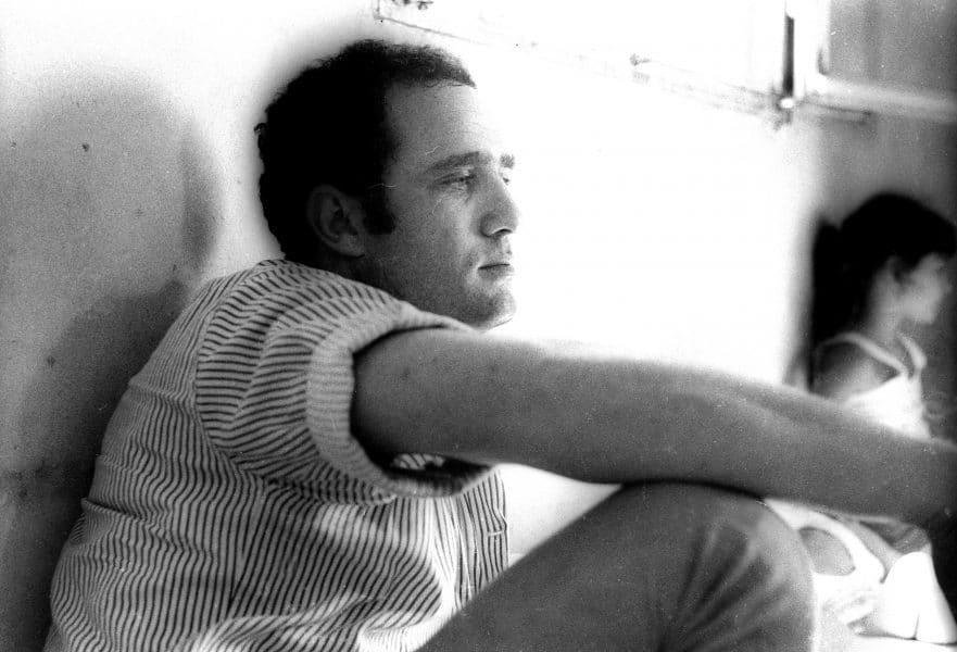 יהורם גאון, 1969, צילום: ג'קסי ג'קסון