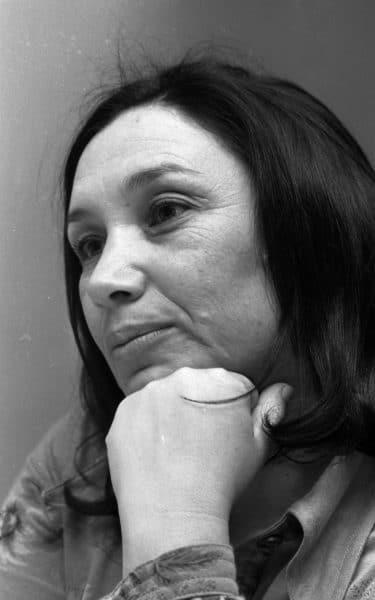 נעמי שמר, 1972. צילום: אוסף דן הדני