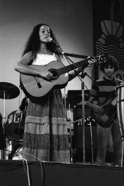 יהודית רביץ, 1978. צילום: רורי ייסרוב
