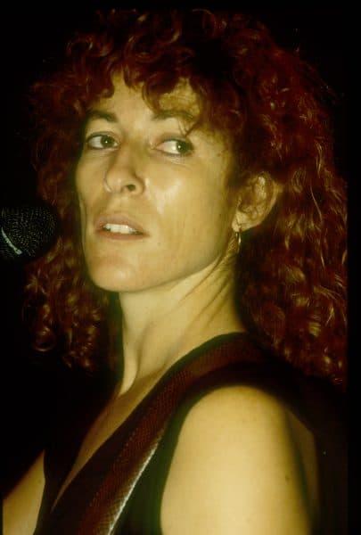 יהודית רביץ, 1989. צילום: אוסף דן הדני