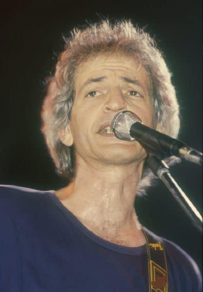 שלום חנוך, 1988. צילום: אוסף דן הדני