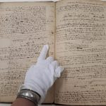 Hand in Glove? or Not? How Manuscripts Should be Handled