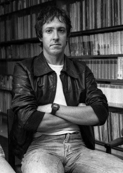 גידי גוב, 1982. צילום: דן הדני