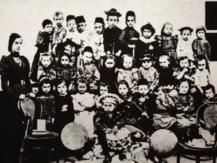 גן הילדים הראשון בראשון-לציון