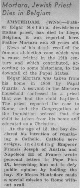 Bnai Brith Messenger, May 10, 1940