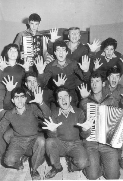 """להקת הנח""""ל, 1959"""