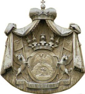 Batthyanys newer Coat of Arms