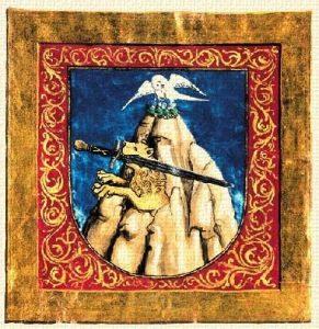 Batthyanys Coat of Arm