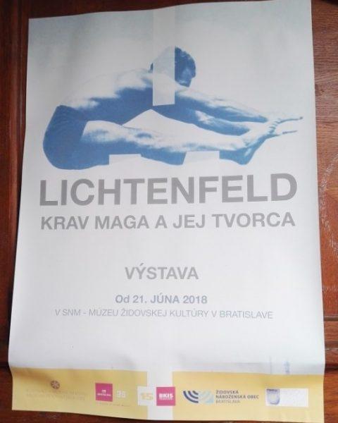 Imre Lichtenfeld exhibit