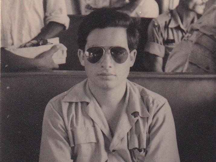 דוד אבידן. מתוך: ארכיון גנזים - אגודת הסופרים
