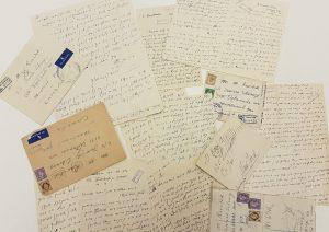 מכתביה של אסתר קרייטמן, מתוך: ארכיון מלך ראוויטש הספריה הלאומית
