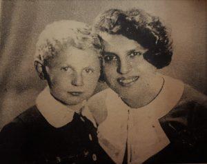 רוניה שפירא ובנה ישראל