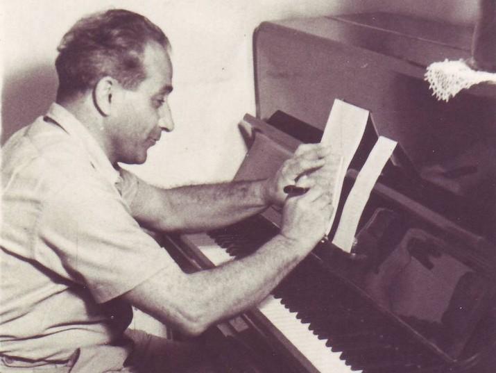 מרדכי זעירא, 1952