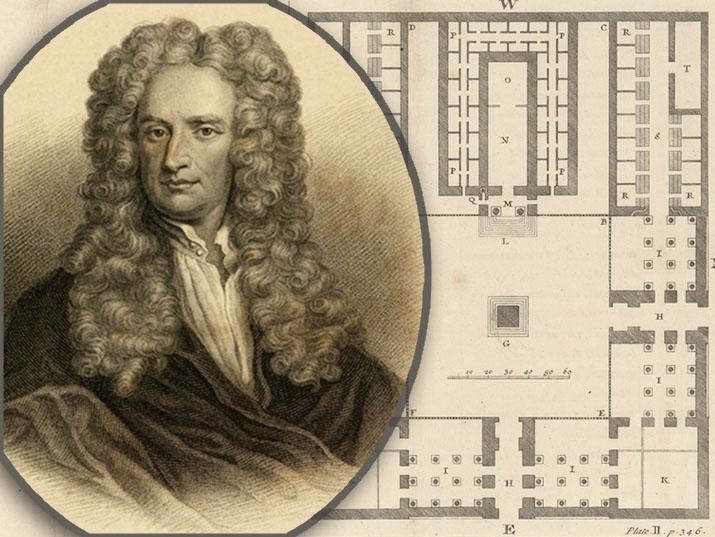 בית המקדש של ניוטון