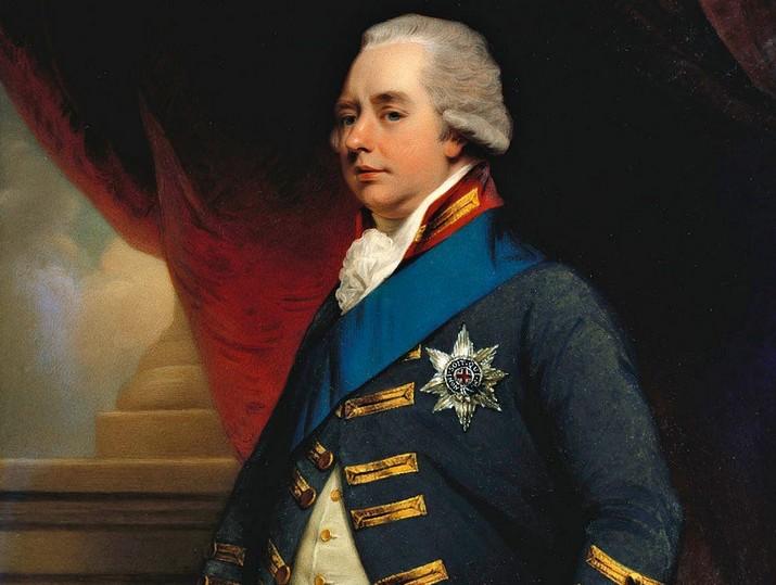 Portrait of William V, Prince of Orange