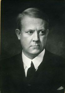 וידקון קוויזלינג, מייסד מפלגת 'נאשונל סמלינג', ששמו הפך נרדף למילה 'בוגד'. צילום: הארכיון הלאומי הנורווגי