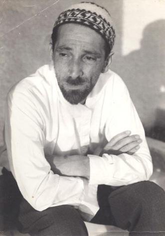 משה יעקב בן-גבריאל בשנת 1933 לערך