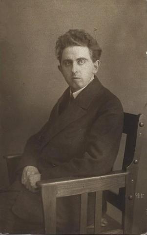 Albert Ehrenstein, Karl's brother