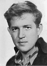 אורי מילשטיין בצעירותו, 1957