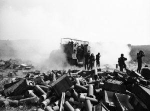 קרב עמק הבכא, אוקטובר 1973.