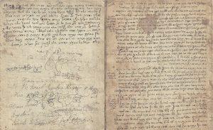 כתב ידו של אלברט שריינר