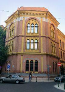 Zsido Egyetem Budapest