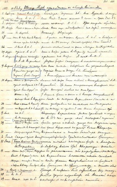 polyakov diary