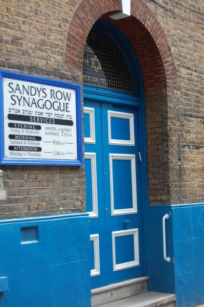 Sandys row