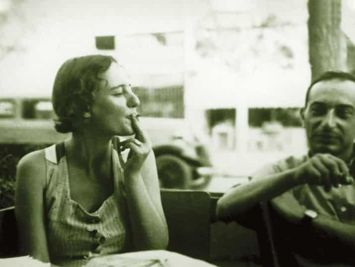 מסה | כמוסת הזמן של לאה גולדברג