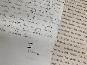 Kafka's Scathing 47-Page Letter to His Father