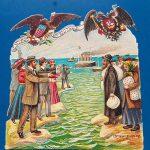 """התלמוד הינקאי מ-1892 חוזה מי ינצח בבחירות בארה""""ב"""