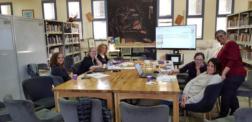 סדנת ויקיפדיה - קרית חינוך ניסויית בני דרור