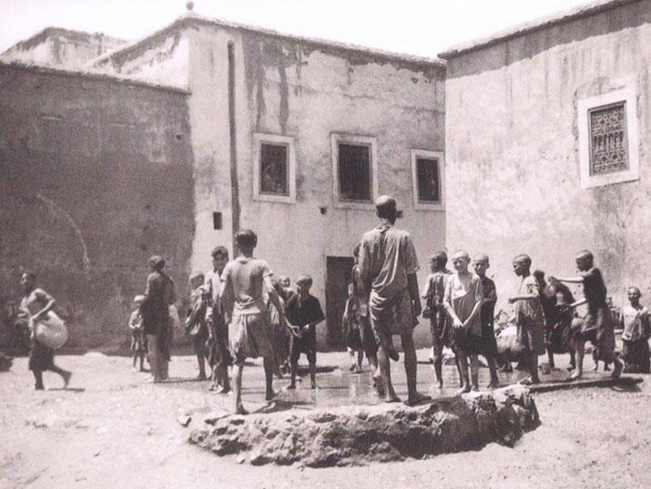 חג השבועות ומלחמות המים של יהודי מרוקו