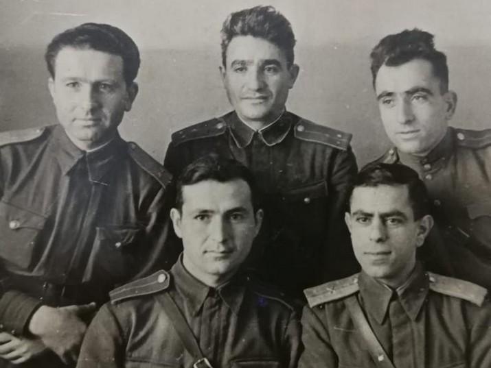 מכתבים נדירים בג'והורי ממלחמת העולם השנייה