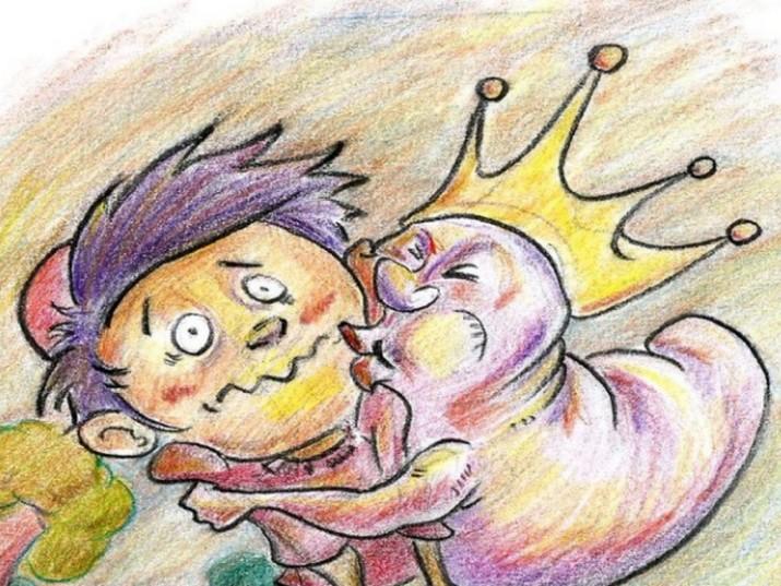 על החשיפה לקורונה בספרי ילדים