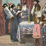 האם שמחת תורה לא היה חג עליז בעברו?