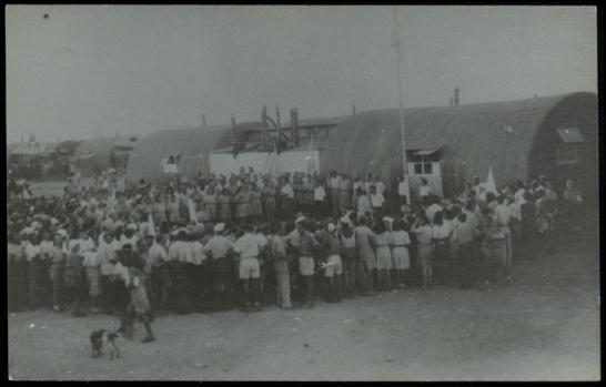 פעילות במחנה