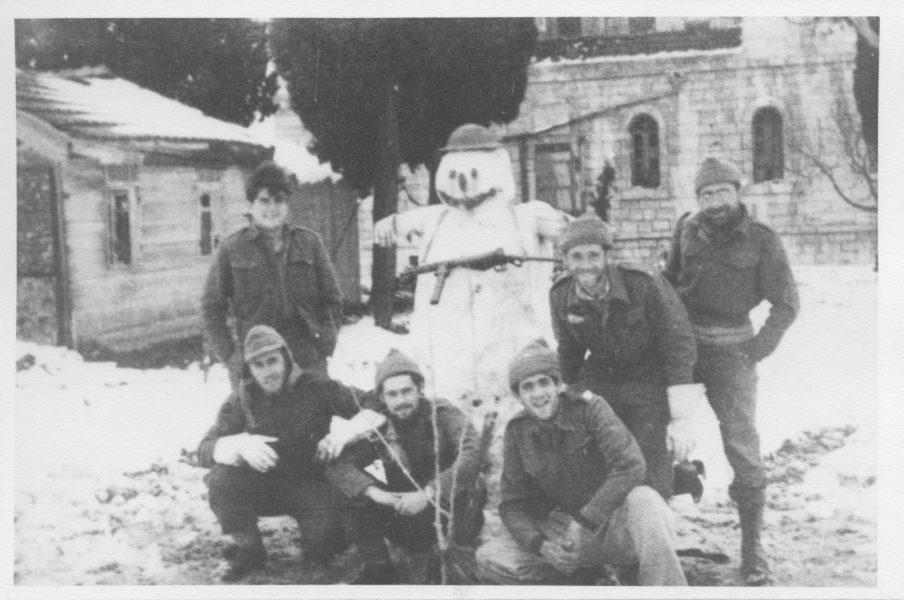 הפוגה. משלטים בגוש עציון - המנזר הרוסי