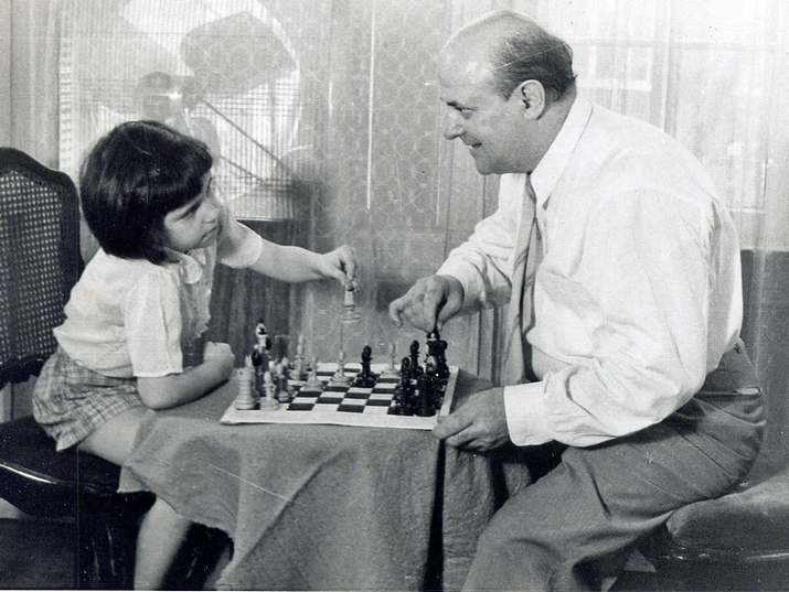 The Chess Master Portraits that Escaped the Holocaust
